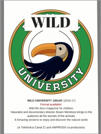 Bichigan University (Wild University) 150x30'
